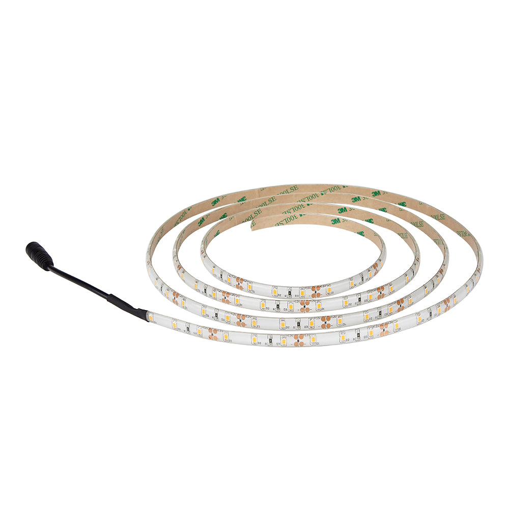 LED Warm White Tape Light 2M | LTAPE2M-T