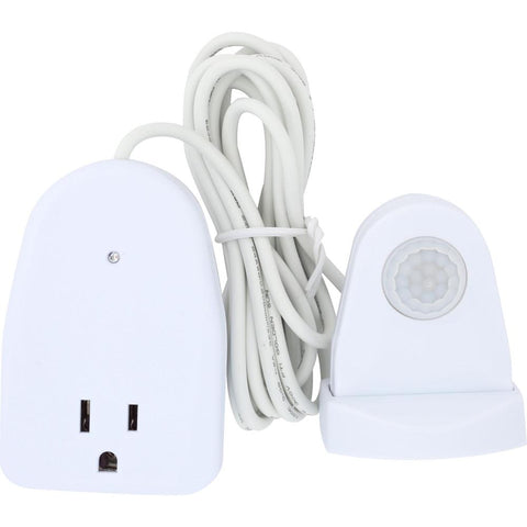 Indoor Plug-In Corded Motion Activated Light Control | MLC12BC-4