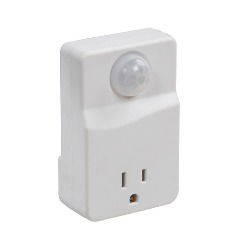 Indoor Plug-In Motion Activated Light Control | MLC4BC