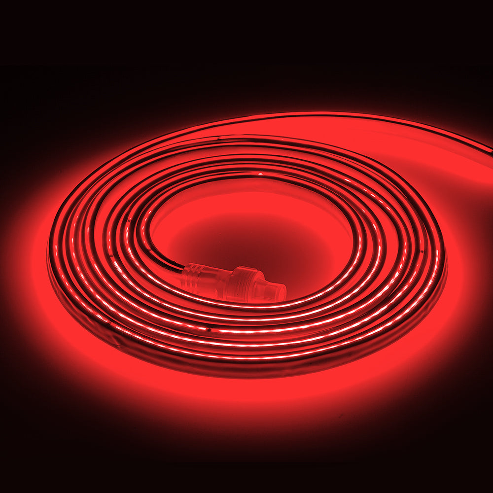 Indoor/Outdoor Neon LED Red Rope Light Kit 4M | NEONR4M