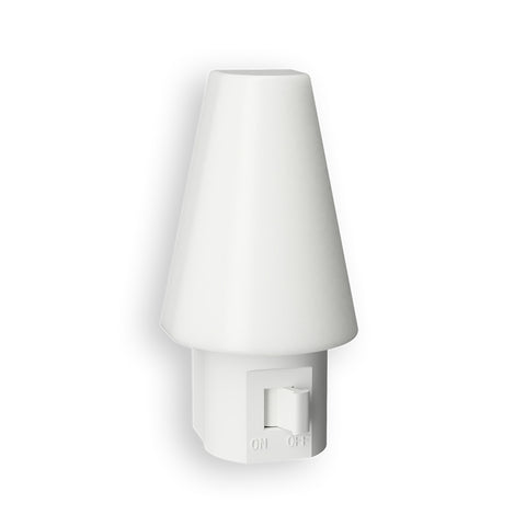 Tipi LED Manual Frosted Night Light | NL-TIPI-F, NL-TIPI-F2, NL-TIPI-F4