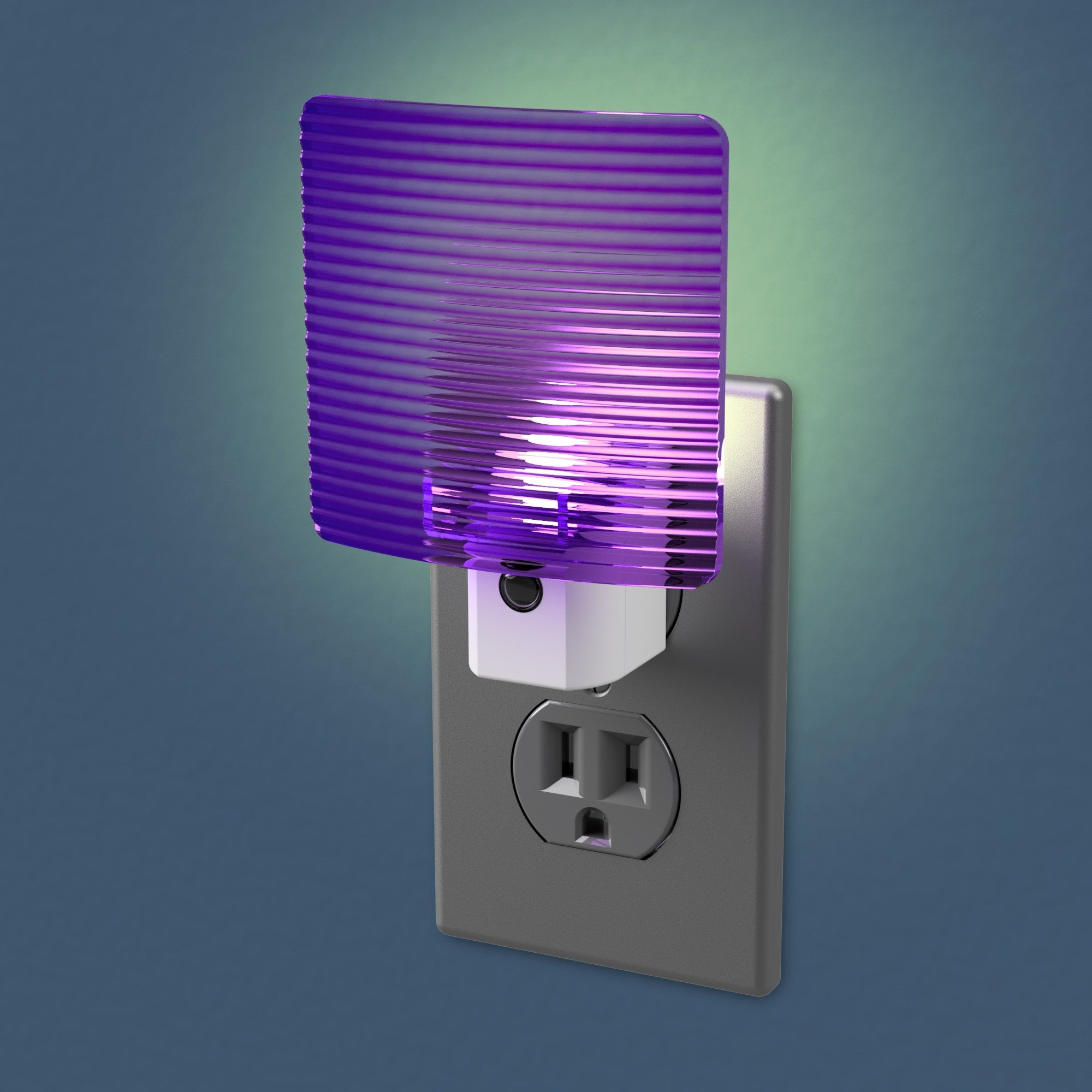 Wave Screen LED Night Light | NL-WAVE-TL, NL-WAVE-BL, NL-WAVE-PL