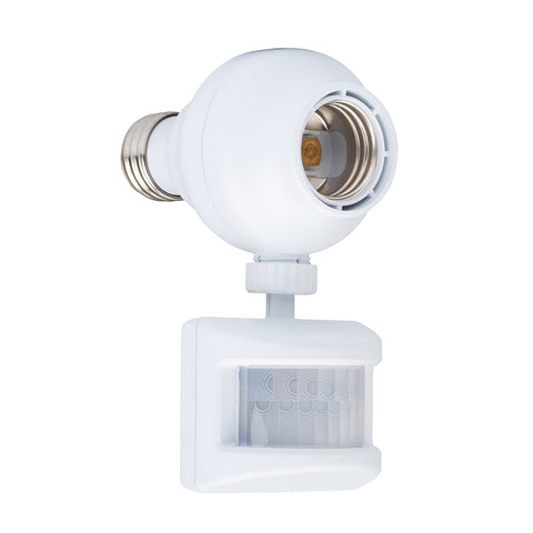 Outdoor Motion Activated Light Control with Adjustable Off Times