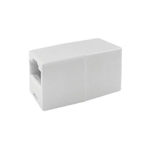 Ethernet In-Line Coupler, White | PN6ECW