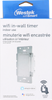 WifiSmart Indoor In-Wall Timer | SMARTINWALL
