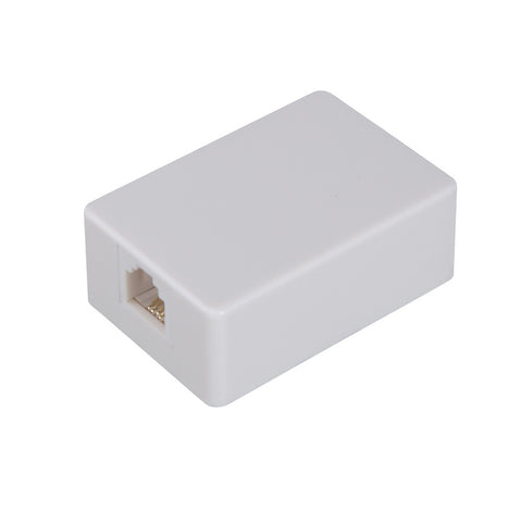 Surface Mount Jack, White | TM1001SMSMW