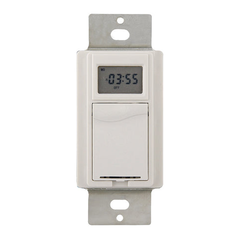 Indoor Wire-In Weekly Digital Wall Switch Timer 120V  sc 1 st  AmerTac & Timers u2013 AmerTac azcodes.com