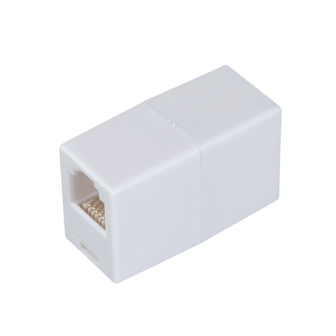 Inline Coupler, White | TS1001CW