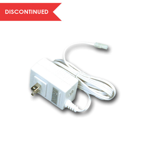 12V, 60W Plug-in Transformer - White | TW60HCS