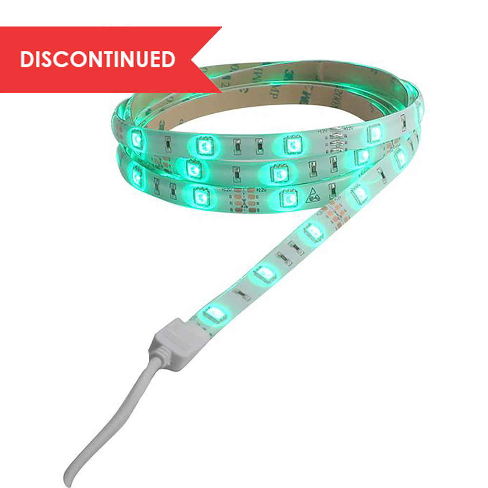 LED Color Changing Tape Light 6' | LTAPE6CCHBCC