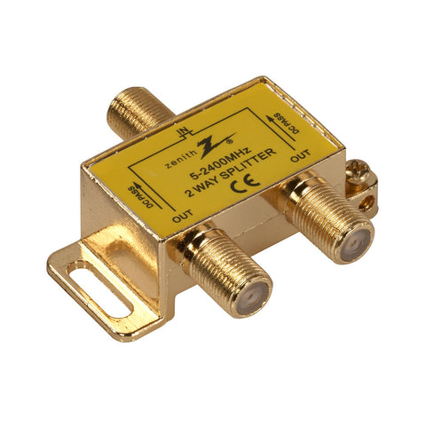 2 Way Coax Splitter | VS3001SP2W