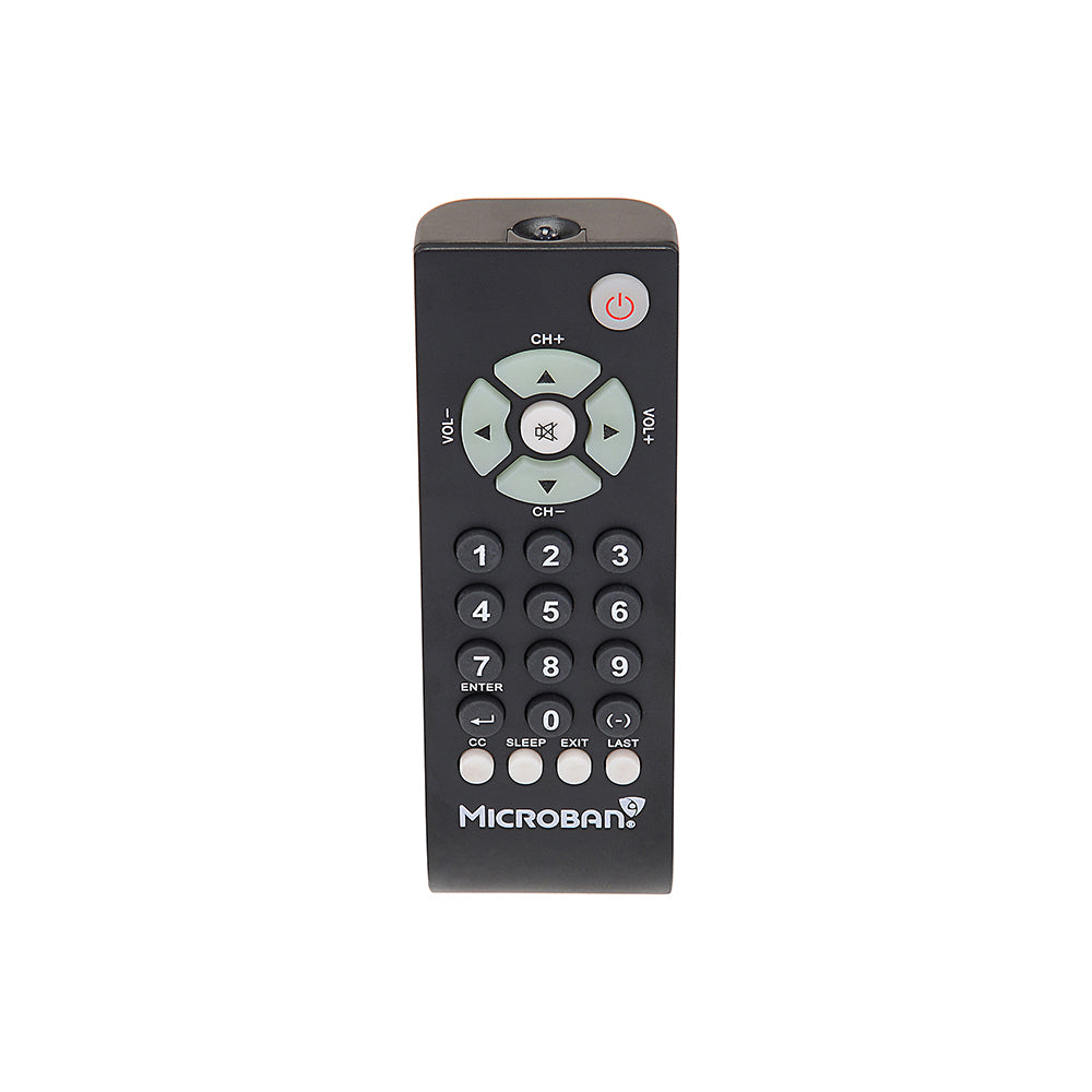 1-Device Universal Remote w/ Microban® Technology | ZHL110MB