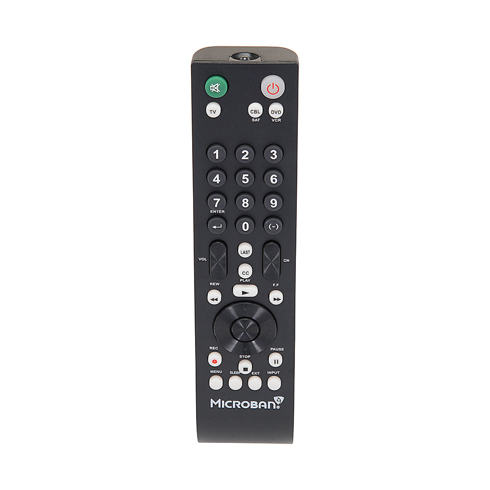 3-Device Universal Remote w/ Microban® Technology | ZHL310MB