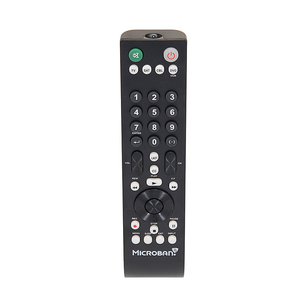 4-Device Universal Remote w/ Microban® Technology | ZHL410MB