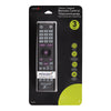 3-Device Universal Remote w/ Microban® Technology | ZR300MB