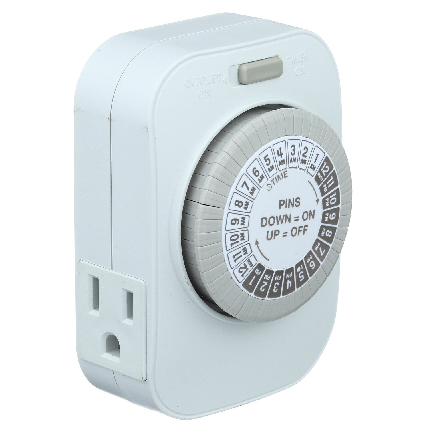 Intermatic Light Timer 7 Day Dial Time Switch U0026 Manual Manual Guide