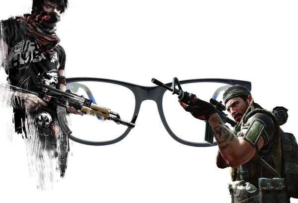 Gaming Glasses - Melaoptic Sweden