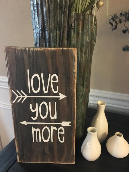 Creative Inspirational Wood Signs *Contest*
