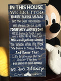 Disney Wall Sign, Disneyland, Mickey Mouse,Tinker Bell
