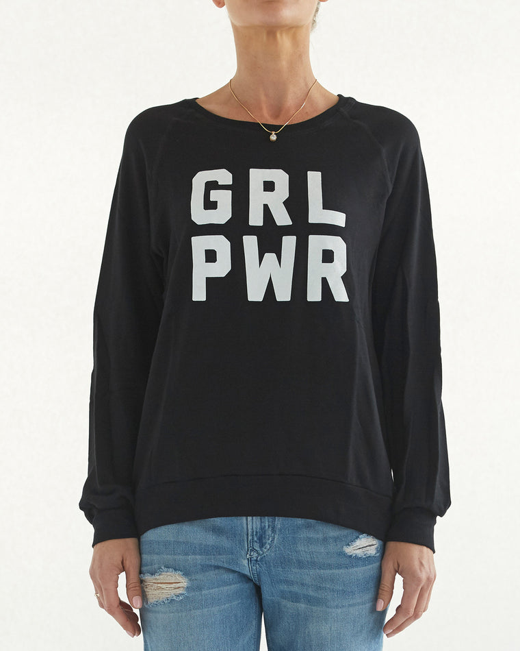 BACK IN STOCK! GRL PWR Sweatshirt