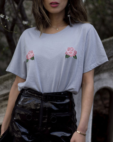 **NEW COLOR** Rose Tits Tee