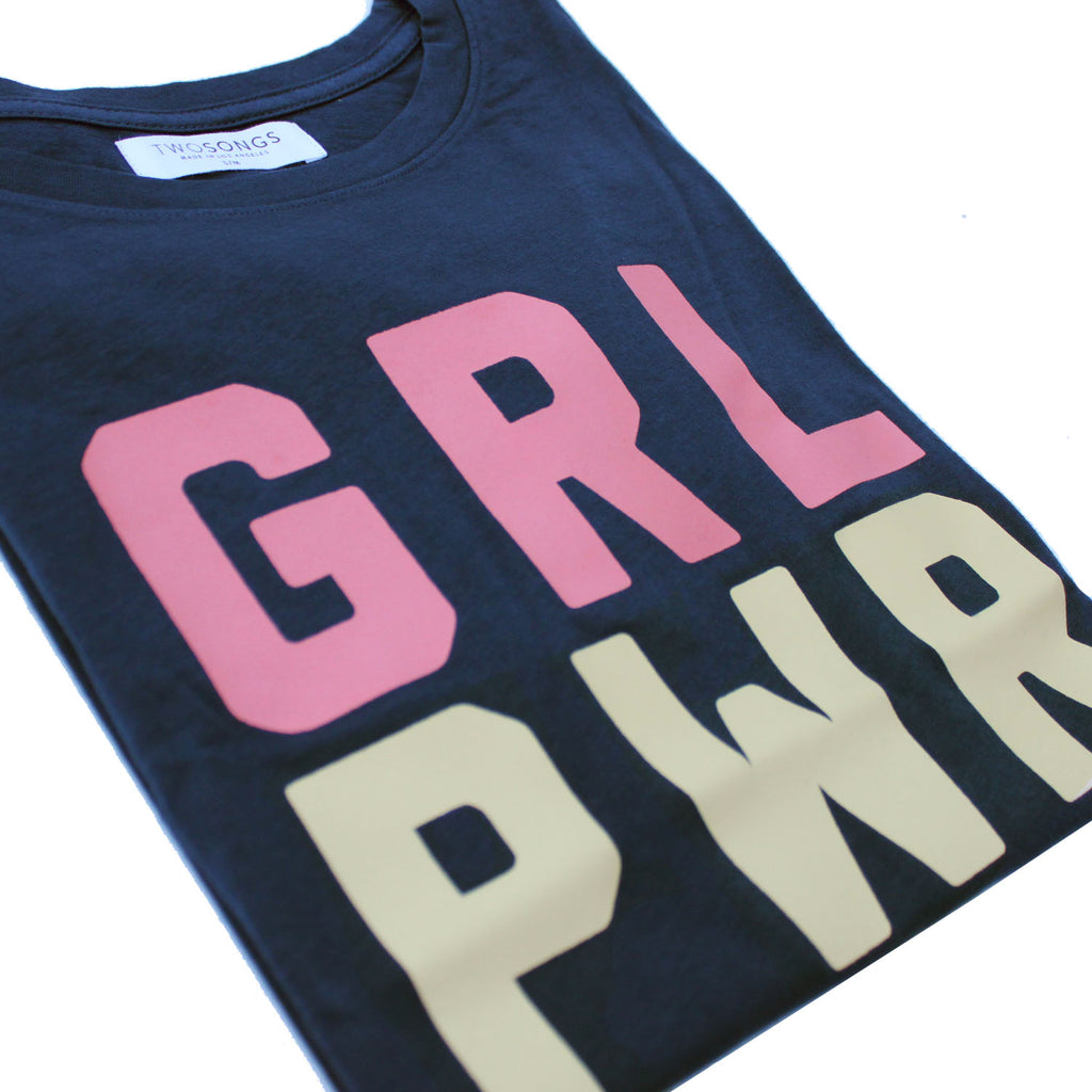 ** New color added! GRL PWR T-shirt