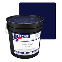 TRIANGLE 1154 DARK NAVY PLASTISOL OIL BASE INK FOR SILK SCREEN PRINTING