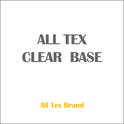 ALL TEX CLEAR  BASE