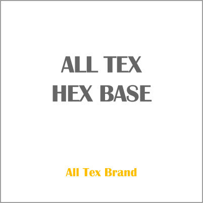 ALL TEX HEX BASE NP PLASTISOL OILBASE