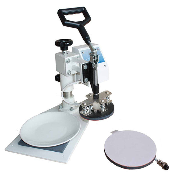"Plate Press - 4"" Diameter Heat Mat AP-PP1-4 (*Not Available Online)"