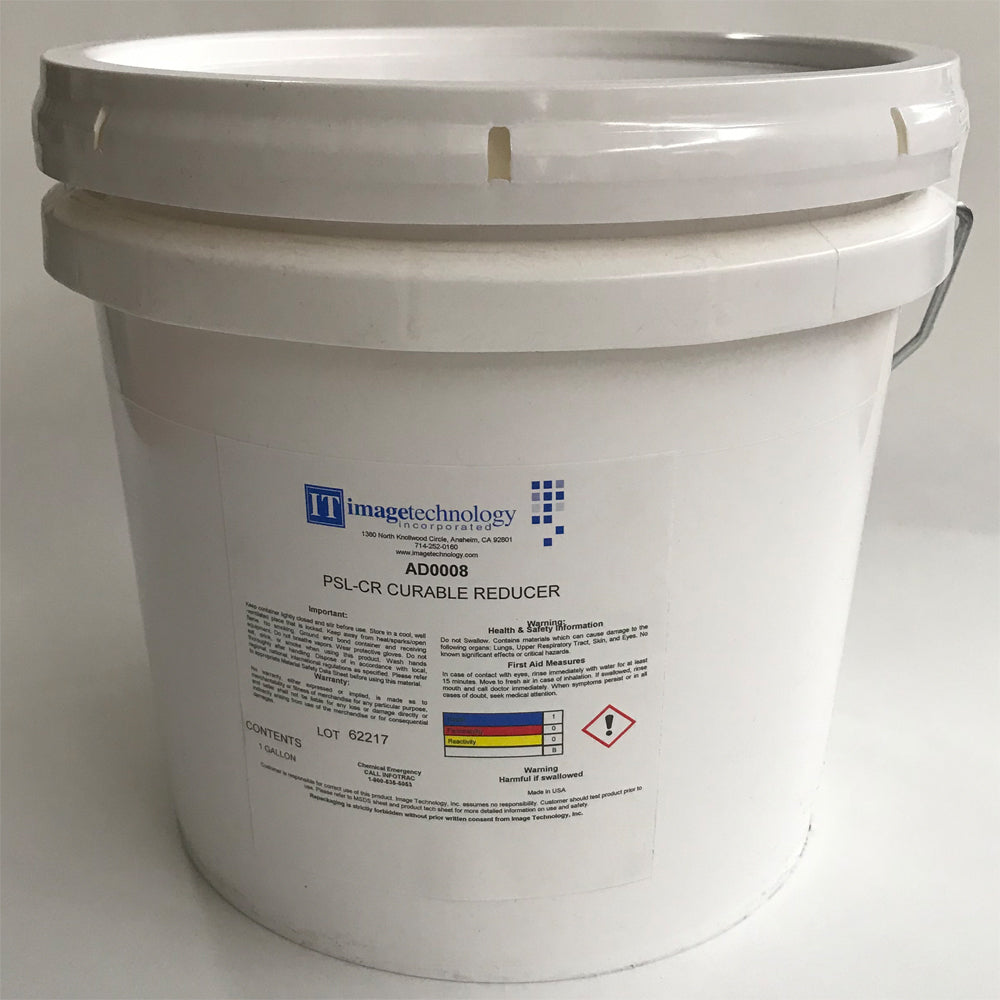 Image Technology AD0008 Curable Reducer Plastisol