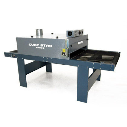 CURESTAR 6000 Infrared Conveyor Dryer (*Not Available Online)