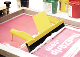 The EZ Grip Screen Printing Squeegee