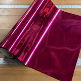 Foil, Hot Pink Heat Transfer Vinyl 19 HTV