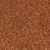 "Glitter, Copper Heat Transfer Vinyl 19"" HTV"