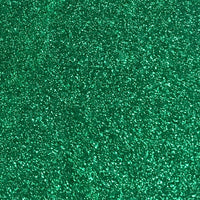 "Glitter, Green Heat Transfer Vinyl 19"" HTV"
