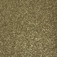 "Glitter, Light Gold Heat Transfer Vinyl 19"" HTV"