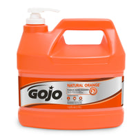GOJO NATURAL ORANGE PUMICE Hand Cleaner 1 Gallon