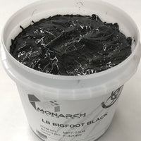 Monarch Plastisol Screen Printing Inks Low Temp Poly/Poly Blend Black