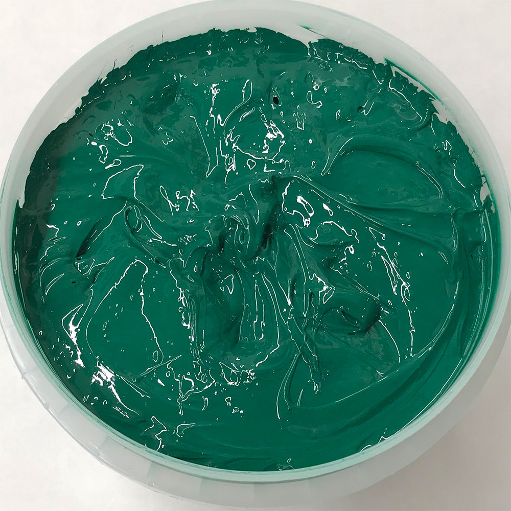Monarch Plastisol Screen Printing Inks Low Temp Poly/Poly Blend Pine Green/Kelly Green
