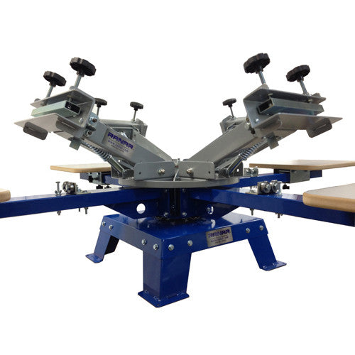 Table Top T-shirt Screen Printing Presses