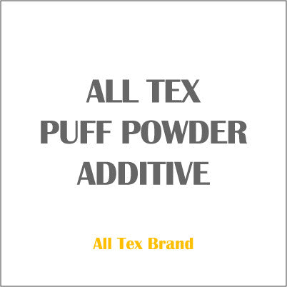PUFF POWDER ADDITIVE