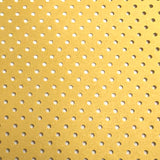 Perforated Gold Heat Transfer Vinyl 54yds x 19""
