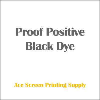 JANTEX Proof Positive Black Dye