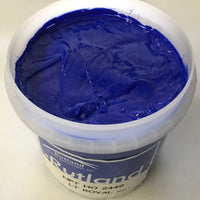 RUTLAND EH2449 NPT HIGH OPACITY LIGHT ROYAL PLASTISOL OIL BASE INK FOR SILK SCREEN PRINTING
