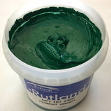 RUTLAND EH3399 NPT HIGH OPACITY FOREST GREEN PLASTISOL OIL BASE INK FOR SILK SCREEN PRINTING