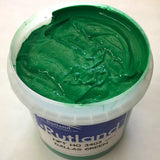 RUTLAND EH3403 NPT HIGH OPACITY DALLAS GREEN PLASTISOL OIL BASE INK FOR SILK SCREEN PRINTING