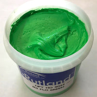 RUTLAND M33033 NPT OPAQUE FLUOR GREEN PLASTISOL OIL BASE INK FOR SCREEN PRINTING