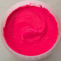 RUTLAND M36055 NPT OPAQUE FLUOR PINK PLASTISOL OIL BASE INK FOR SCREEN PRINTING