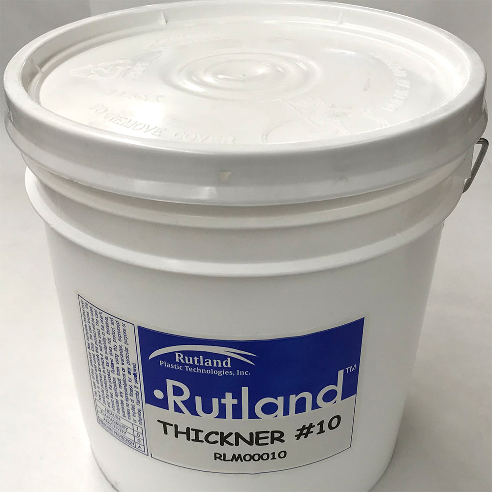 RUTLAND NPT THICKENER #10 (Powder) FOR PLASTISOL OIL BASE SCREEN PRINTING